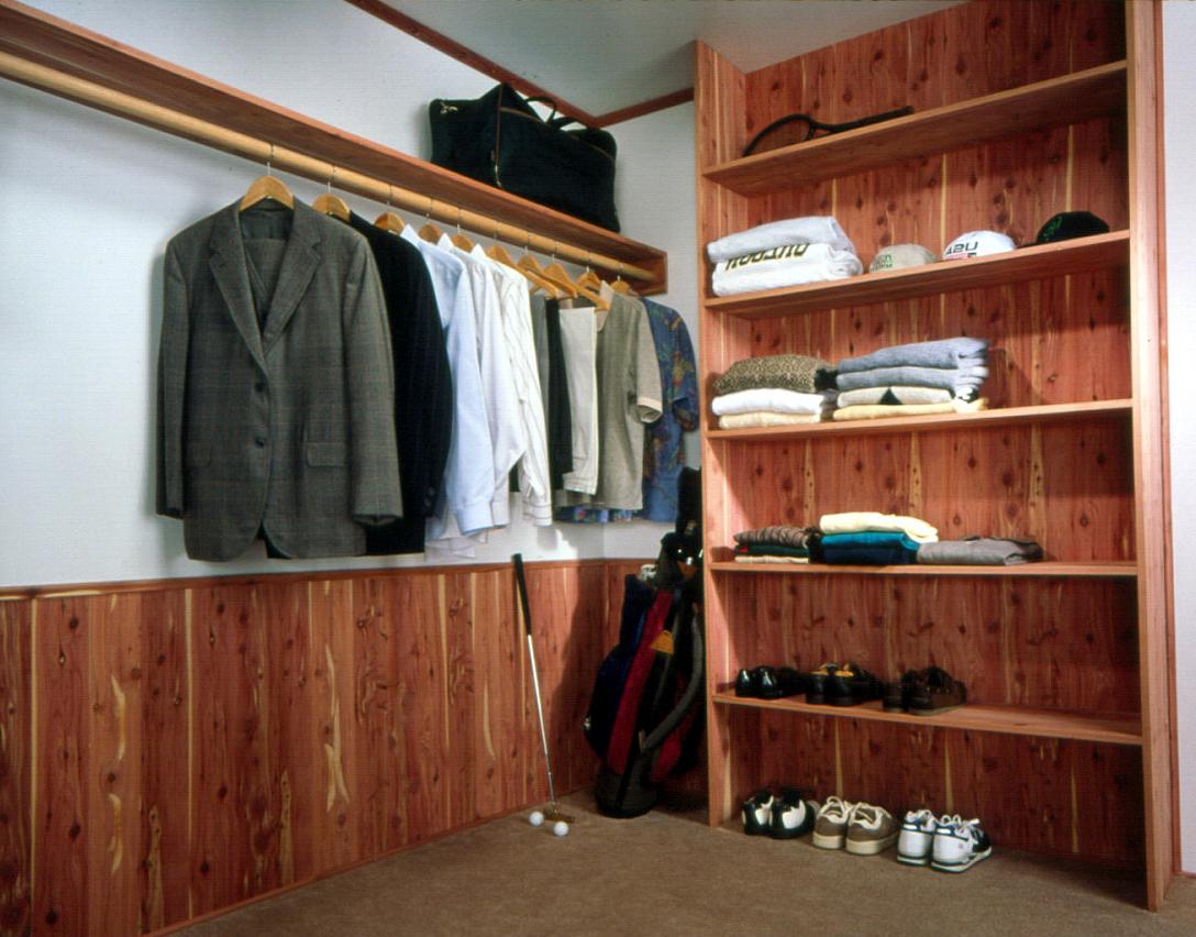 concord in install carpenter a cedar how aromatic closet to