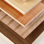 Project Gallery, plywood, decorative hardwood plywood