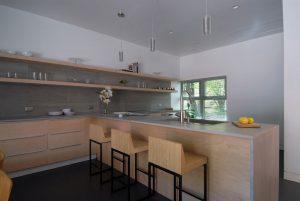 Breathtaking Plywood Kitchen Cabinet Design Ideas 2