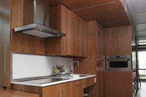 Breathtaking Plywood Kitchen Cabinet Design Ideas 6