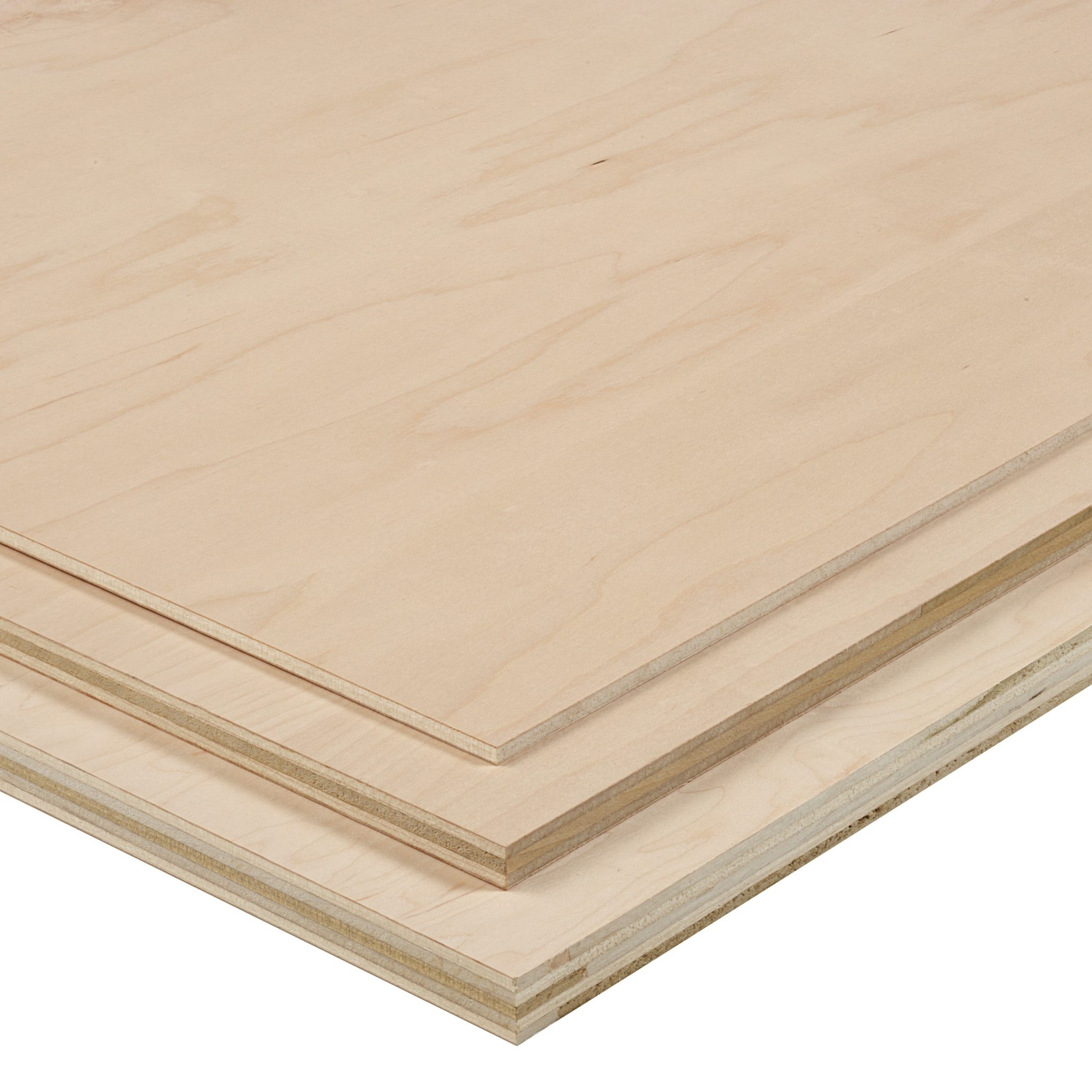 Selecting hardwood plywood for cabinetry columbia forest for Plywood cupboard