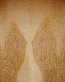 Hardwood Veneer Whole Piece Book Matched Slip Matched
