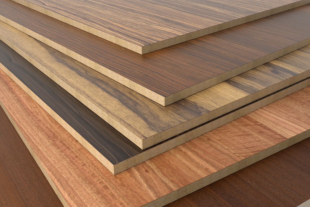 Particle Board Columbia Forest Products