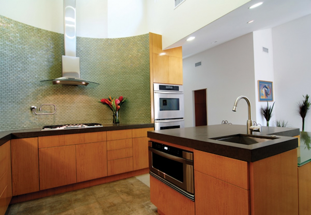 Fitucci Custom Cabinets Columbia Forest Products