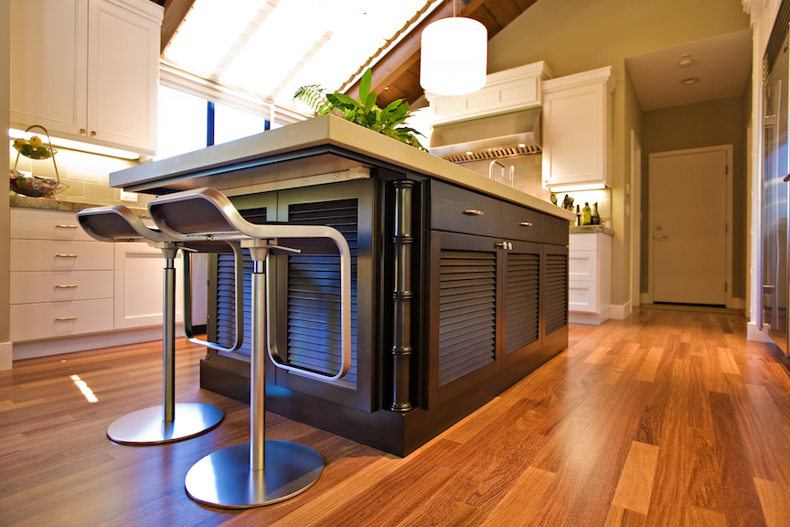 Modern Ranch Kitchen -1